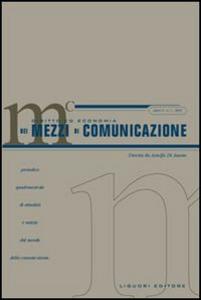 Libro Diritto ed economia dei mezzi di comunicazione (2005). Vol. 1