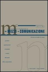 Diritto ed economia dei mezzi di comunicazione (2005). Vol. 1