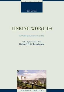 Antondemarirreguera.es Linking wor(l)ds. A Plurilingual Approach to ELT. Con digital workbook Image
