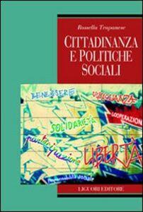 Libro Cittadinanza e politiche sociali Rossella Trapanese