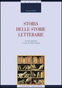 Image of Storia delle storie letterarie