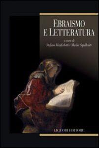 Libro Ebraismo e letteratura
