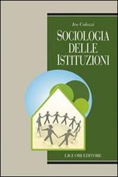 Sociologia delle istituzioni
