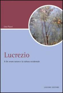 Antondemarirreguera.es Lucrezio. Il «De rerum natura» e la cultura occidentale Image