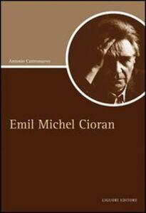 Libro Emil Michel Cioran Antonio Castronuovo