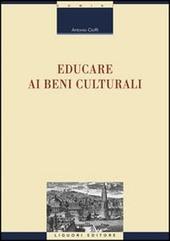 Educare ai beni culturali
