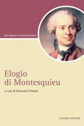 Elogio di Montesquieu