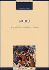 Momo. Il demone cinico tra mito, filosofia e letteratura