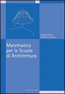 Promoartpalermo.it Matematica per le scuole di architettura Image