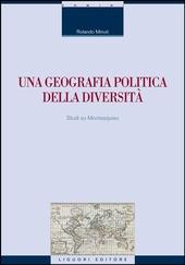 Una geografia politica della diversità
