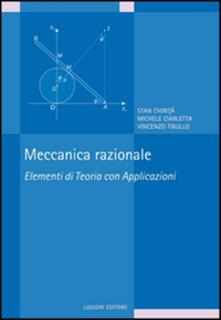 Steamcon.it Meccanica razionale. Elementi di teoria con applicazioni Image