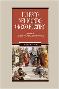 Il testo nel mondo greco e latino