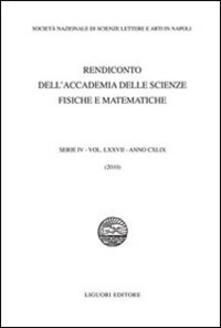 Osteriacasadimare.it Rendiconto dell'Accademia delle scienze fisiche e matematiche. Serie IV. Vol. 77 Image