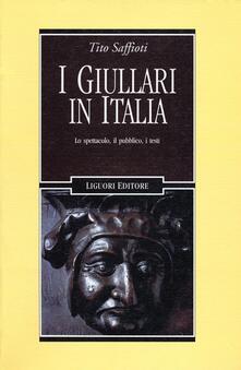 Listadelpopolo.it I giullari in Italia. Lo spettacolo, il pubblico, i testi Image