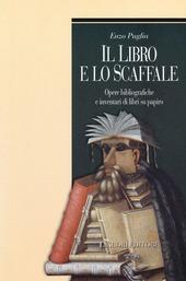 Il libro e lo scaffale. Opere bibliografiche e inventari di libri su papiro