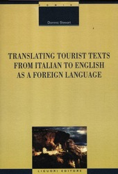 Translating tourist texts from italian to english as a foreign language