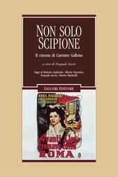 Non solo Scipione. Il cinema di Carmine Gallone