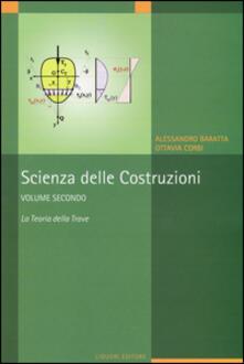 Nordestcaffeisola.it Scienza delle costruzioni. Vol. 2: La teoria della trave. Image