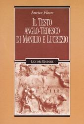 Il testo anglo-tedesco di Manilio e Lucrezio