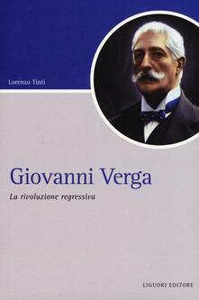 Listadelpopolo.it Giovanni Verga. La rivoluzione regressiva Image