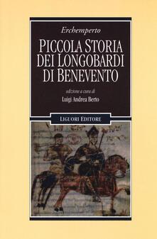 Piccola storia dei Longobardi di Benevento. Testo latino a fronte.pdf