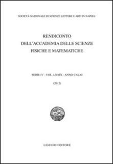 Rallydeicolliscaligeri.it Rendiconto dell'Accademia delle scienze fisiche e matematiche. Serie IV. Vol. 79 Image