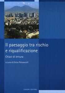 Libro Il paesaggio tra rischio e riqualificazione. Chiavi di lettura