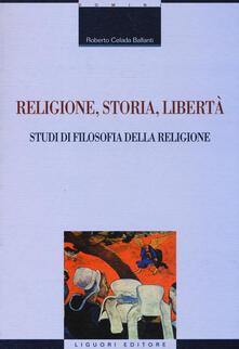 Camfeed.it Religione, storia, libertà. Studi di filosofia della religione Image