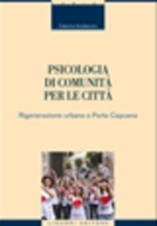 Mercatinidinataletorino.it Psicologia di comunità per le città. Rigenerazione urbana a Porta Capuana Image