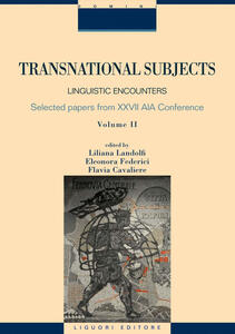 Transnational subjects. Selected papers from XXVII AIA Conference. Vol. 2