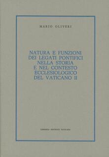 Steamcon.it Natura e funzioni dei legati pontifici nella storia e nel contesto ecclesiologico del Vaticano II Image
