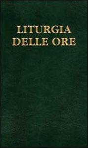 Libro Liturgia delle ore. Vol. 2: Tempo di Quaresima, triduo pasquale, tempo di Pasqua.