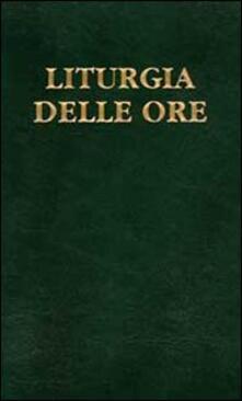 Warholgenova.it Liturgia delle ore. Vol. 4: Tempo ordinario, settimane XVIII-XXXIV. Image
