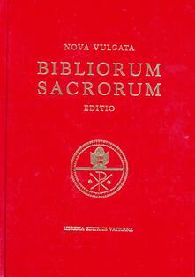 Osteriacasadimare.it Bibliorum sacrorum nova vulgata editio. Editio maior Image