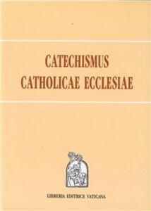 Libro Catechismus catholicae Ecclesiae