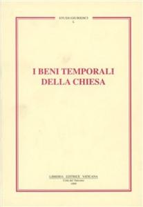 Libro I beni temporali della Chiesa