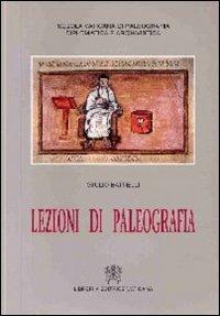 Lezioni di paleografia