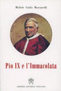 Pio IX e l'Immacolata