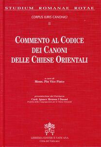 Libro Commento al codice dei canoni delle Chiese orientali. Corpus iuris canonici. Vol. 2