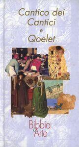 Libro Cantico dei cantici e Qoelet