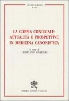 Promoartpalermo.it La coppia coniugale: attualità e prospettive in medicina canonistica Image