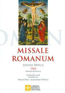 Daddyswing.es Missale romanum editio typica (rist. anastatica 1962) Image