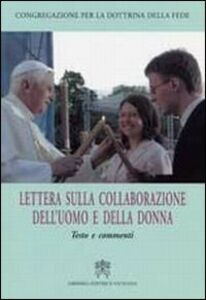 Foto Cover di Lettera della collaborazione dell'uomo e della donna. Testo e Commenti, Libro di  edito da Libreria Editrice Vaticana