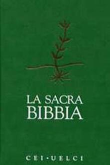 Fondazionesergioperlamusica.it La sacra Bibbia. Versione ufficiale della CEI-UELCI Image