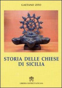 Storie delle chiese di Sicilia