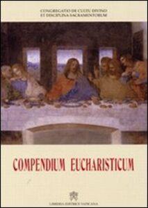 Libro Compendium eucharisticum