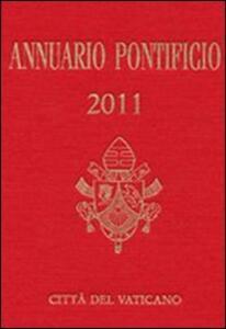 Annuario pontificio (2011)