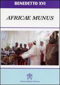 Africae Munus. Esortazione Apostolica. Ediz. portoghese