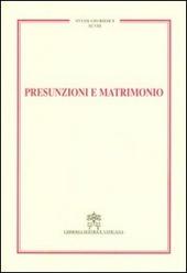 Presunzioni e matrimonio