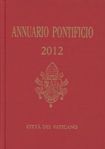 Annuario pontificio (2012)
